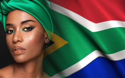 REIGNING MISS UNIVERSE ZOZIBINI TUNZI RETURNS HOME TO JUDGE MISS SOUTH AFRICA 2020 PAGEANT
