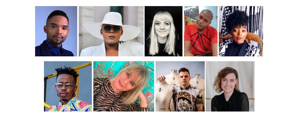 Miss SA 2020 Designers