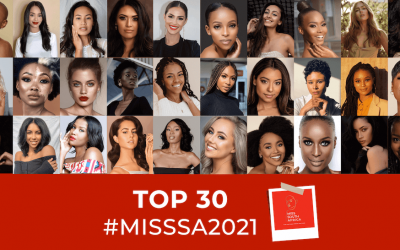 Miss South Africa Top 30 announced
