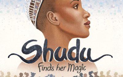 Miss South Africa Shudufhadzo Musida authors children's book