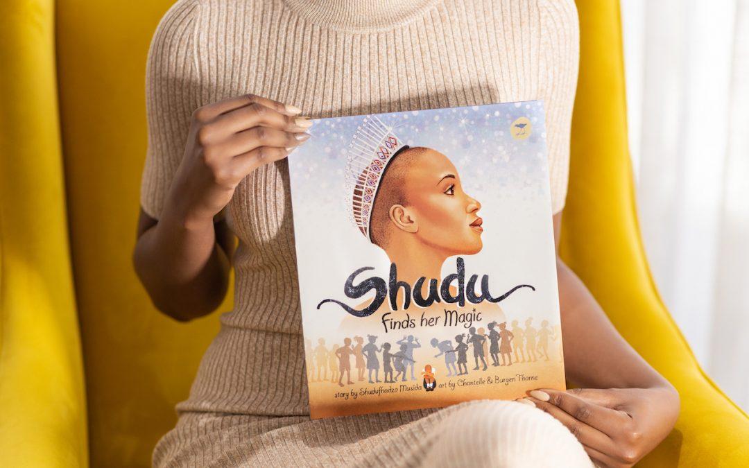 Miss SA Shudufhadzo Musida to do book signings at Cavendish and Canal Walk this Saturday