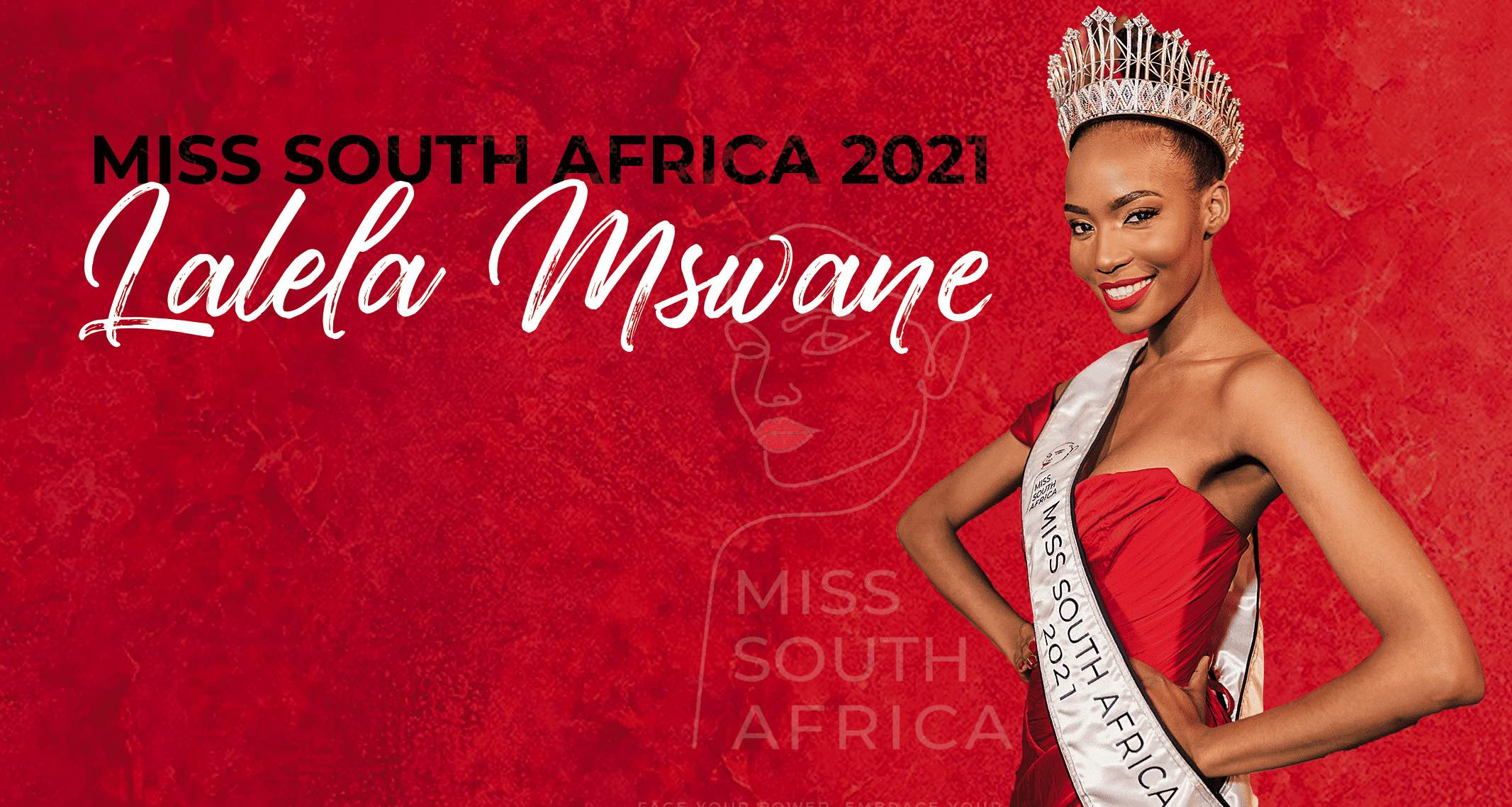 MISS SOUTH AFRICA 2021 TOP 30
